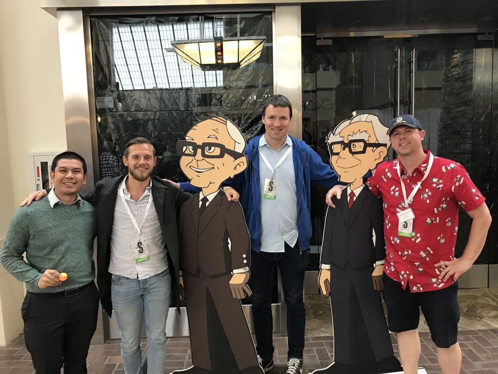2017 Berkshire Hathaway Annual Shareholders Meeting Credential Ticket Buffett